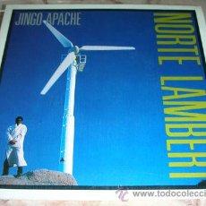 Discos de vinilo: NORTE LAMBERT - JINGO APACHE - SINGLE. Lote 51497303