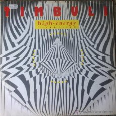 Discos de vinilo: TIMBULI - HIGH ENERGY . MAXI SINGLE . 1993 GERMANY. Lote 51504442