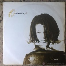 Discos de vinilo: ORCHESTRA JB - FREE SPIRIT (SLOW BURN) . MAXI SINGLE . 1990 UK. Lote 51504637