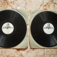 Discos de vinilo: 2 DISCOS GRACIA DE TRIANA. FLAMENCO. VER FOTOS. OCASION!!!!!!!!!!!. Lote 51506574