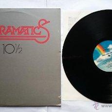 Discos de vinilo: THE DRAMATICS - 10 1/2 (EDIC. USA 1980). Lote 51514751