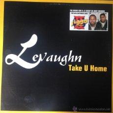 Discos de vinilo: LEVAUGHN - TAKE YOU HOME . MAXI SINGLE . 2002 GERMANY. Lote 51521887