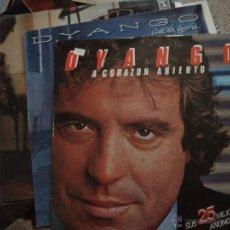 Discos de vinilo: DYANGO LOTE 4 DISCOS DE VINILO LP - OPORTUNIDAD-. Lote 51523403