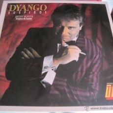 Discos de vinilo: DYANGO - SUSPIROS LP VINILO 1989 + INSRT SPAIN. Lote 51523605