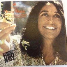 Disques de vinyle: SINGLE. JOAN BAEZ. LA NOCHE QUE TOMARON DIXIE. Lote 51527054