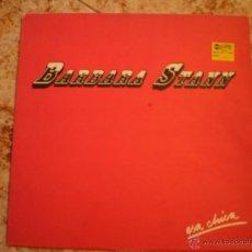 Discos de vinilo: LP. BARBARA STANN. ESA CHICA. Lote 51536849