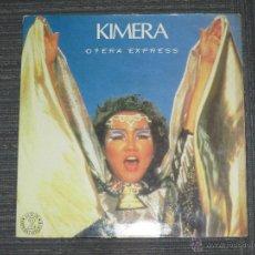Discos de vinilo: KIMERA - OPERA EXPRESS - SANNI RECORDS - MADE IN SPAIN - 1986 - DOBLE PORTADA - IBL -. Lote 51538457