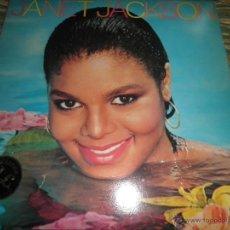 Discos de vinilo: JANET JACKSON - JANET JACKSON LP - ORIGINAL U.S.A. - A&M RECORDS 1982 -. Lote 51539055