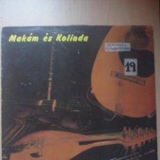 Discos de vinilo: MAKAM KOLINDA- LP GUIMBARDA 1982. Lote 51550493