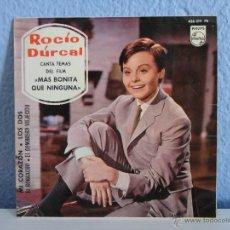 Discos de vinilo: ROCÍO DURCAL - MI CORAZÓN + 3 CANCIONES // EP // 1965. Lote 51552371