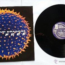 Discos de vinilo: THE SOUP DRAGONS - I'M FREE (FT. JUNIOR REID) (8:05) / LOVEGOD DUB (6:25) (MAXI UK-ALEMAN 1990). Lote 51566590