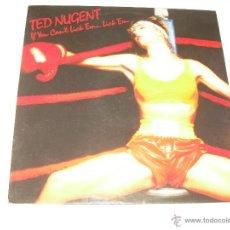 Discos de vinilo: TED NUGENT . IF YOU CAN'T LICK EM... LICK EM 1988. Lote 51569016