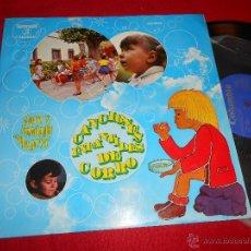 Discos de vinilo: CORO Y RONDALLA ALEGRIA CANCIONES INFANTILES DE CORRO LP 1970 COLUMBIA ESPAÑA. Lote 51572146
