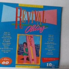 Discos de vinilo: OLDIES REVIVAL - 1990. Lote 51573932