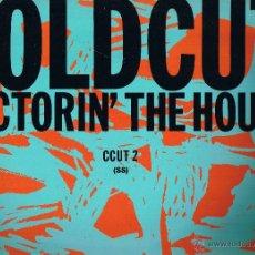 Discos de vinilo: SOLO FUNDA - COLDCUT - CCUT 2 SS - DOCTORIN THE HOUSE - SOLO FUNDA. Lote 51577905