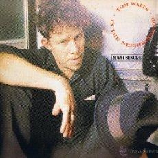 Discos de vinilo: TOM WAITS - IN THE NEIGHBORHOOD. Lote 51579045