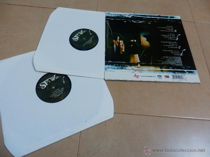 Discos de vinilo: SFDK LOS VETERANOS 2 LP DISCOS VINILOS NUEVOS HIP HOP RAP ESPAÑOL V5 - Foto 6 - 51580617