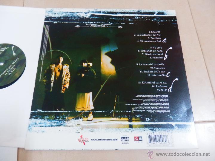 Discos de vinilo: SFDK LOS VETERANOS 2 LP DISCOS VINILOS NUEVOS HIP HOP RAP ESPAÑOL V5 - Foto 7 - 51580617