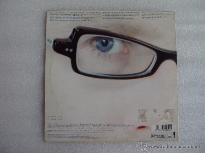 Discos de vinilo: RICHIE HAWTIN, DE9, CLOSER TO THE (R)EDIT, DISCO DE 10 PULGADAS EDICION INGLESA 2001 - Foto 2 - 51583547