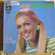 Disques de vinyle: LP - GOLDEN CLARINET - THE ROYAL GRAND ORCHESTRA (SPAIN, EMI REGAL 1969). Lote 51583841