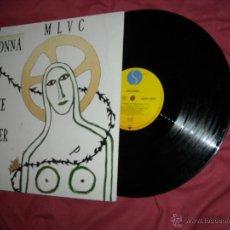 Discos de vinilo: MADONNA - LIKE A PRAYER - MAXISINGLE. Lote 51586370