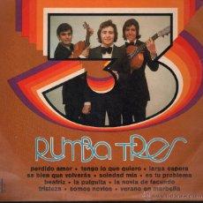 Discos de vinilo: RUMBA TRES LP. Lote 51592412