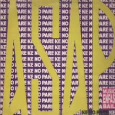 Discos de vinilo: KE NO PARE MAXI SINGLE. Lote 51592788