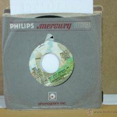 Discos de vinilo: BACHMAN TURNER OVERDRIVE - FREE WHEELIN' / YOU AIN'T SEEN NOTHING YET - MERCURY 73622 - 1974. Lote 51602127