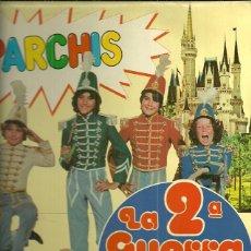 Discos de vinilo: PARCHISLP SELLO BELTER AÑO 1981 EDITADO EN ESPAÑA DEL FILM LA 2ª GUERRA DE LOS NIÑOS . Lote 51609373
