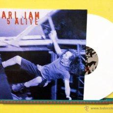 Disques de vinyle: PEARL JAM LP 5 ALIVE VINILO COLOR BLANCO MUY RARO COLECCIONISTA. Lote 51609820