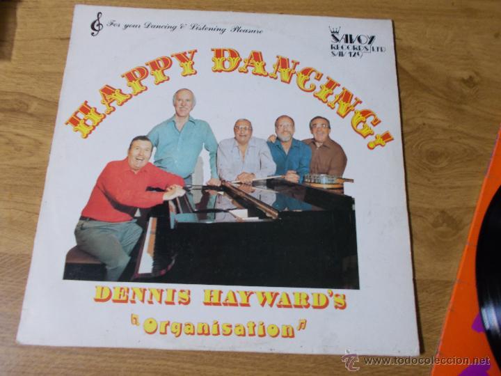 DENNIS HAYWARD ORGANISATION.. EDICION INGLESA 1985 (Música - Discos - LP Vinilo - Country y Folk)
