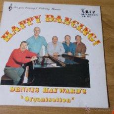Discos de vinilo: DENNIS HAYWARD ORGANISATION.. EDICION INGLESA 1985. Lote 51613135