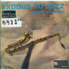 Discos de vinilo: EDDIE HARRIS / EXODUS / A.T.C. (EP 1961). Lote 51613530