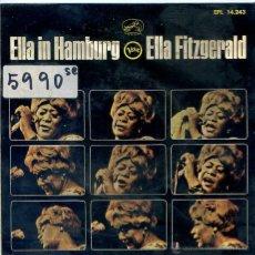 Discos de vinilo: ELLA FITZGERALD / THAT OLD BLACK MAGIC / BODY AND SOUL (EP 1965). Lote 51613636