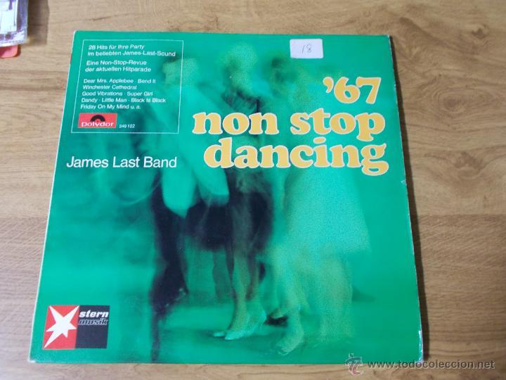 67 NON STOP DANCING. EDICION ALEMANA (Música - Discos - LP Vinilo - Disco y Dance)