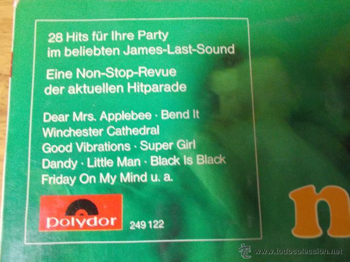 Discos de vinilo: 67 NON STOP DANCING. EDICION ALEMANA - Foto 3 - 51613755