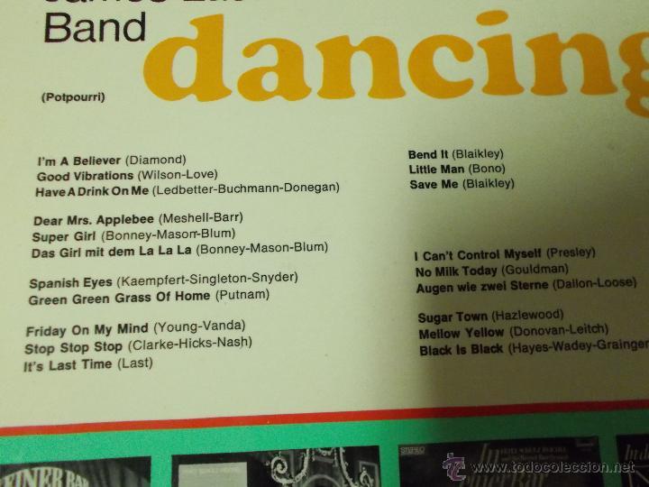 Discos de vinilo: 67 NON STOP DANCING. EDICION ALEMANA - Foto 4 - 51613755