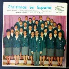 Discos de vinilo: ORFEÓN DE GALERÍAS PRECIADOS - 1962 - DIRECTOR: ALBERTO M. PEYROU. Lote 51620180