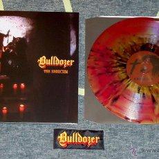 Discos de vinilo: BULLDOZER - THE EXORCISM: LOST 1984 DEMOTAPE + FALLEN ANGEL EP [DIE HARD EDITION · LIM. 100] THRASH. Lote 51628981