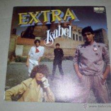 Discos de vinilo: SINGLE EXTRA ISABEL PROMOCIONAL 1981. Lote 51633528