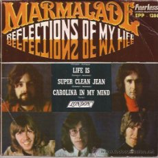 Dischi in vinile: EP-MARMALADE REFLECTIONS OF MY LIFE PEERLESS 1286 MEXICO 1970. Lote 51638656