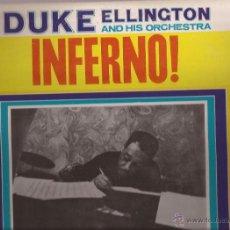 Discos de vinilo: LP-DUKE ELLINGTON INFERNO VERNON 517 USA 196??? JAZZ. Lote 51640244