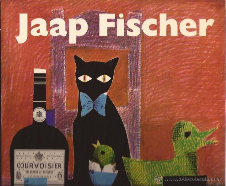 LP-25 CMTS-JAAP FISCHER HMV 1064 HOLANDA 1965 (Música - Discos - LP Vinilo - Country y Folk)