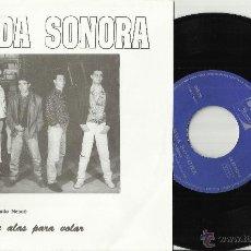 Discos de vinilo: BANDA SONORA SINGLE SOMBRAS / UN PAR DE ALAS PARA VOLAR.1992.POP-ROCK DE CANARIAS.RARO. Lote 51647745
