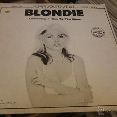 Discos de vinilo: BLONDIE DREAMING EAT TO THE BEAT AMII STEWART JEALOUSY HES A BURGLAR MAXI SINGLE PROMOCIONAL . Lote 51650068