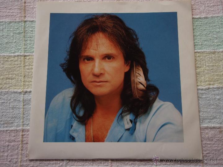Discos de vinilo: ROBERTO CARLOS ( PAJARO HERIDO ) 1990 - SPAIN LP33 EPIC - Foto 3 - 51649771