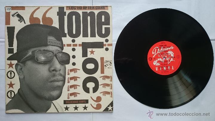 TONE LOC - LOC'ED AFTER DARK (EDIC. UK 1989) (Música - Discos - LP Vinilo - Rap / Hip Hop)