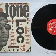 Discos de vinilo: TONE LOC - LOC'ED AFTER DARK (EDIC. UK 1989). Lote 51656958