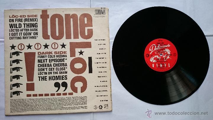 Discos de vinilo: TONE LOC - LOCED AFTER DARK (EDIC. UK 1989) - Foto 2 - 51656958