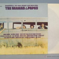 Vinyl records - LP. FAREWELL TO THE FIRST GOLDEN ERA. THE MAMAS AND THE PAPAS - 51658175
